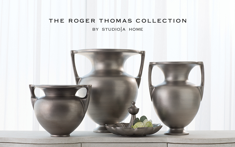 THE ROGER THOMAS COLLECTION BY STUDIO丨A  HOME